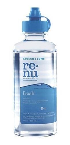renu fresh 60 ml solución líquido multi lentes de contacto