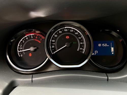 renult oroch dynamic automática 18.000km