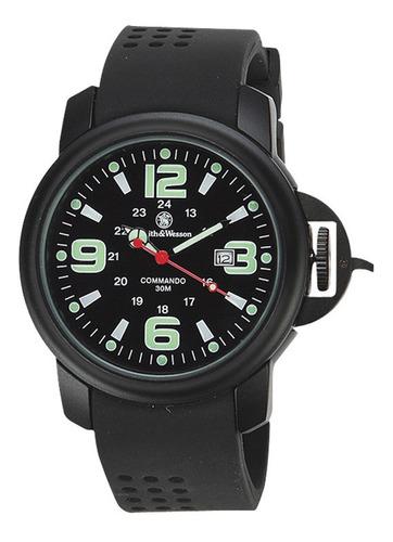 reoj smith & wesson men's commando watch