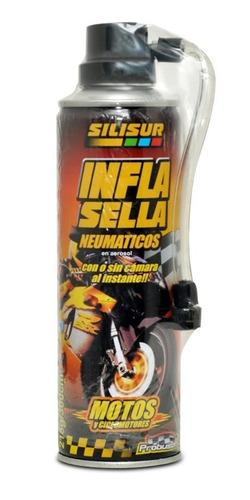 repara pinchazos motos infla sella neumaticos motos