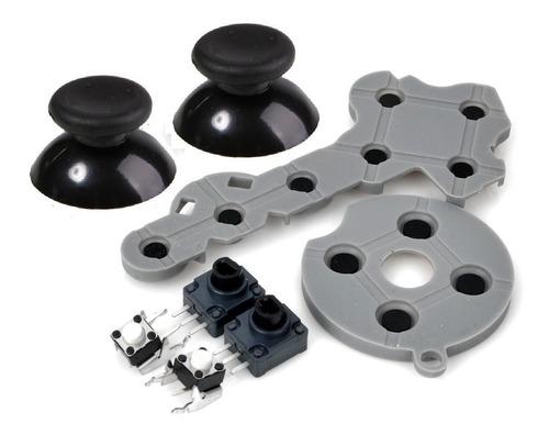 repara tu control xbox 360. piezas comunes que se rompen