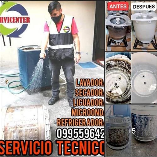 reparac instalación mantenimiento de lavadoras, secadoras