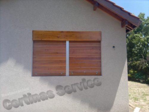 reparació / de persianas de madera y plásticas pvc urgencias