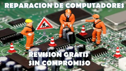 reparacion a domicilio de computadoras