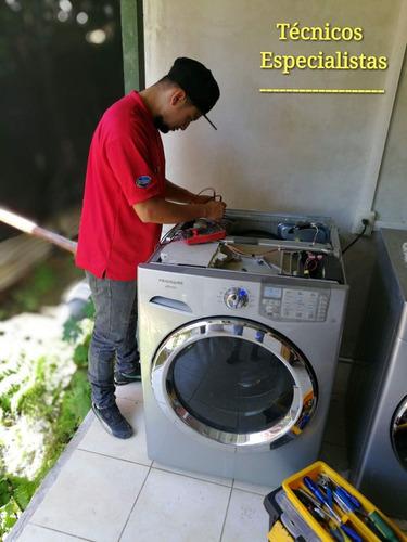 reparación a domicilio lavadoras refrigeradoras secadoras