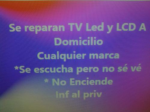reparacion a domicilio tv electrodomesticos