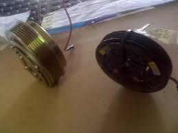 reparacion a nuevo de poleas de compresores. recambios