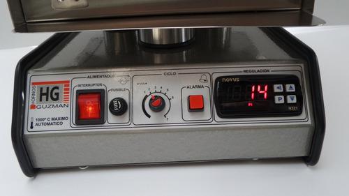 reparación  adaptación  hornos  laboratorio dental colados