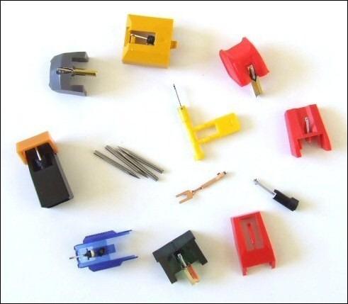 reparacion agujas needles stylus tocadiscos platos turntable