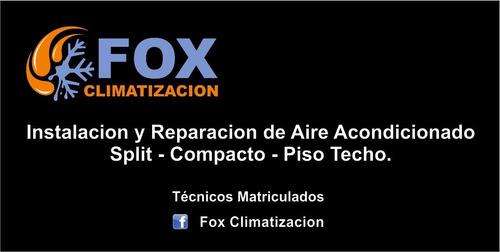 reparación  aire acondicionado split instalación