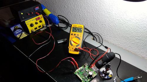 reparacion-armado-diseño de placas y disposit. electronicos