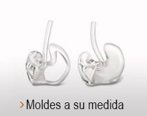 reparación audifonos sordera, servicio tecnico, accesorios