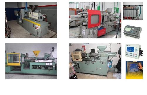 reparacion  automatizacion maquinaria  inyeccion de plastico