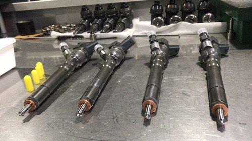 reparacion bomba  vp44  inyectores bomba y common rail