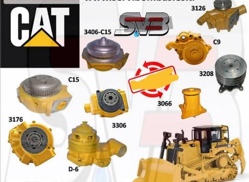 reparacion bombas de agua automotriz, barco,cat...