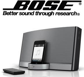 reparacion bose sound dock station ipod service