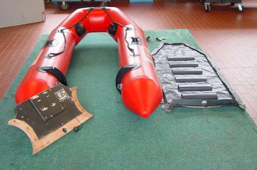 reparación botes inflables