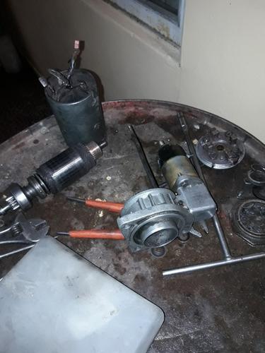 reparación burros alternadores