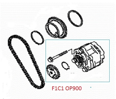 reparación caja cvt lancer f1c1a  mitsubishi
