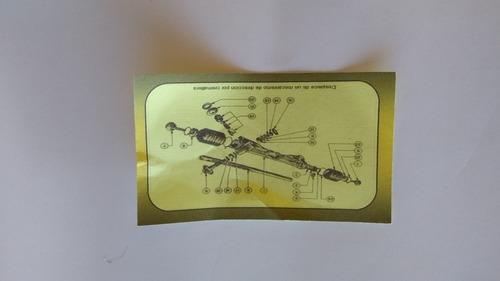 reparacion caja direccion clio symbol citius logan megane
