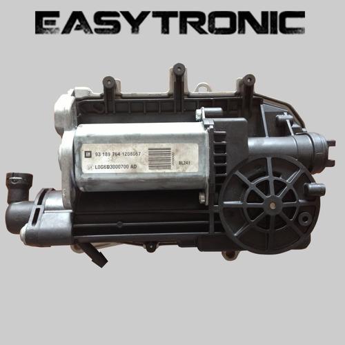 reparación caja easytronic i-motion dualogic. #corsa #meriva
