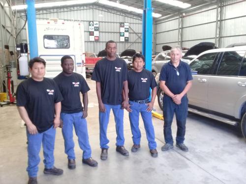 reparacion cajas automaticas