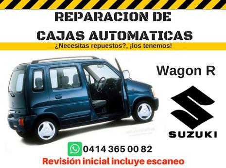 reparacion cajas automaticas wagon r