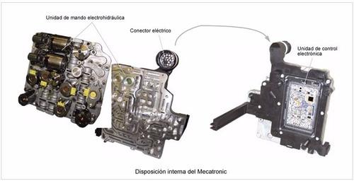 reparación cajas automáticas y dsg - mecatrónicas- cvt