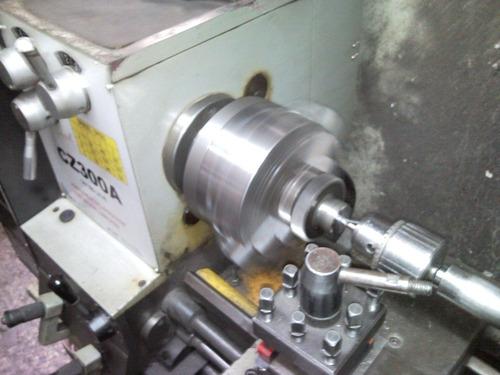 reparación cajas de velocidades - diferenciales - tornería