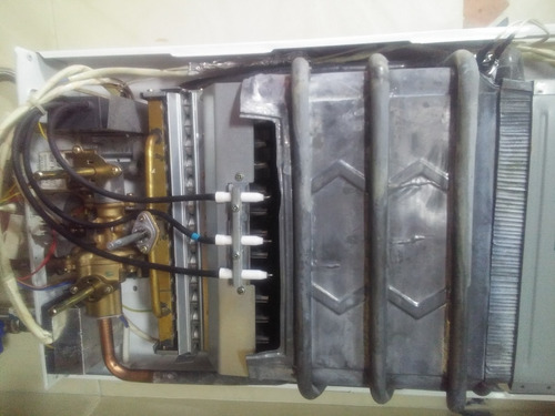 reparación calentadores