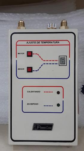 reparación calentadores power line, atmor, lotus y star jet