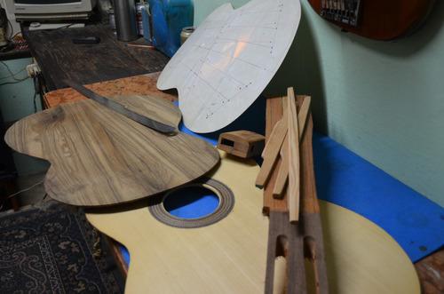 reparación calibración de guitarras luthier gba norte
