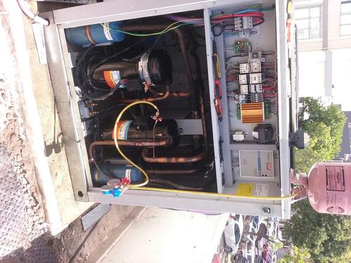 reparacion carga de gas heladeras familiar comercial camaras