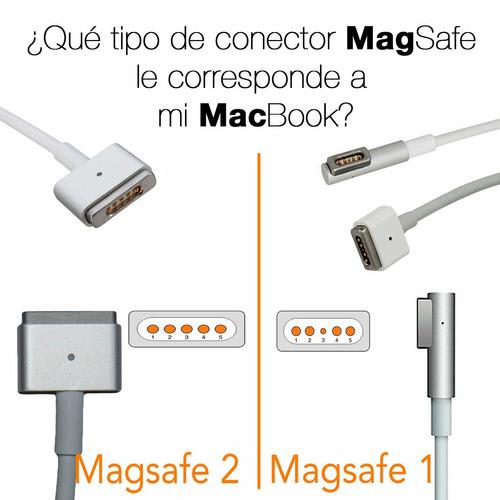 reparacion cargador macbook pro magsafe o revisión