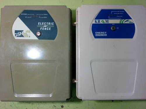 reparación cerco eléctrico dvr cctv seguridad