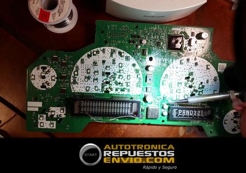 reparacion cluster/tablero  2003-2006 chevrolet hummer gmc
