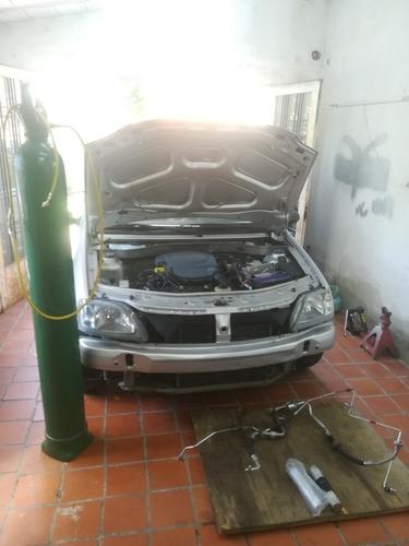 reparación compresor y aire acondicionado