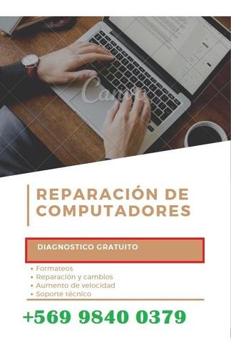 reparación computador (placa madre)