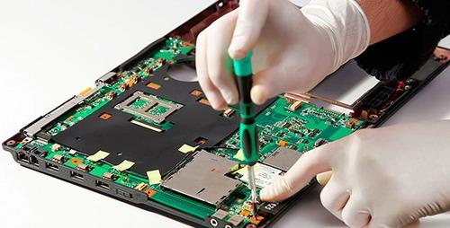 reparación computadora laptop cpu soldaduras especiales popu
