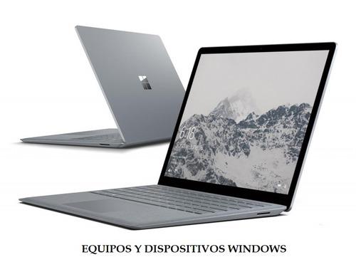 reparacion computadoras mac y windows - software y hardware
