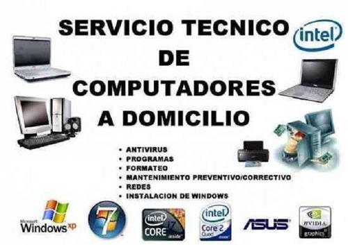 reparación computadores, portátiles, todo en uno
