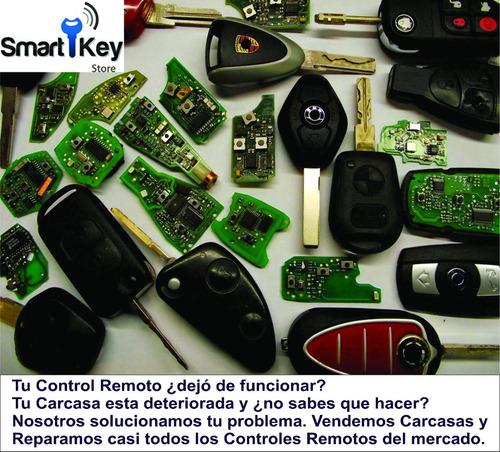 reparación control remoto auto