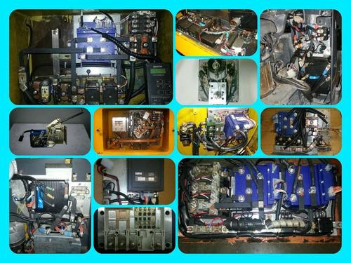 reparacion controlador de velocidad autoelevadores