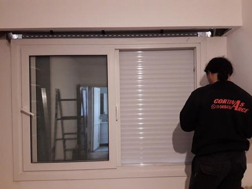 reparacion cortina de enrollar persianas pvc madera aluminio