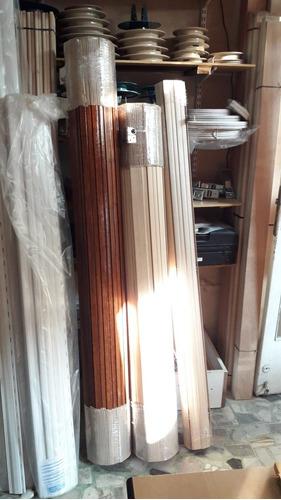 reparación cortinas de enrollar de madera en liniers