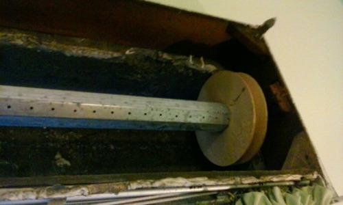 reparacion  cortinas de enrollar y cambios de cinta