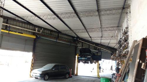 reparación cremalleras hidráulicas con colocación incluída