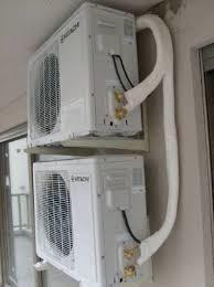 reparación de aire acondicionado, cambio de placas.