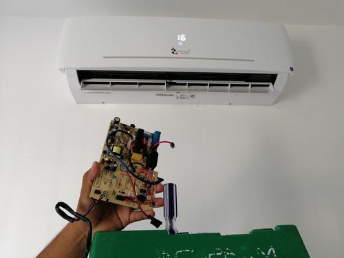 reparación de aire acondicionado riviera maya