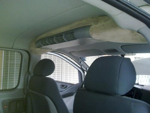 reparación de aire acondicionado y carga $ 2000